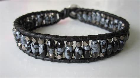 leather beaded bracelet diy 23 diy leather wrap bracelet patterns guide patterns