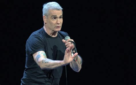 henry rollins barbican review    editor
