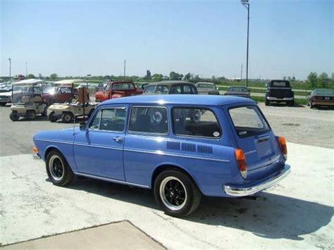 volkswagen squareback blue 1970 volkswagen squareback wagon blue s 243 peruas