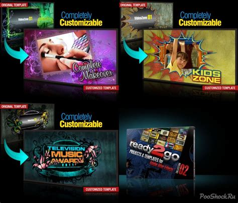 digital juice ready2go projects templates for after effects digital juice ready2go collection 02 ae projects