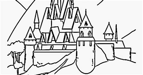 ice castle coloring page downloads frozen coloring pages ice castle