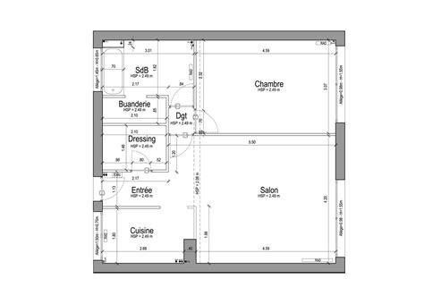 t3 combien de chambre r 233 novation appartement 12 atelier mep