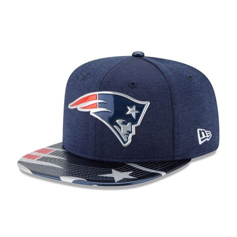 nfl snapback hats c 1 new era nfl new patriots 2017 draft 9fifty