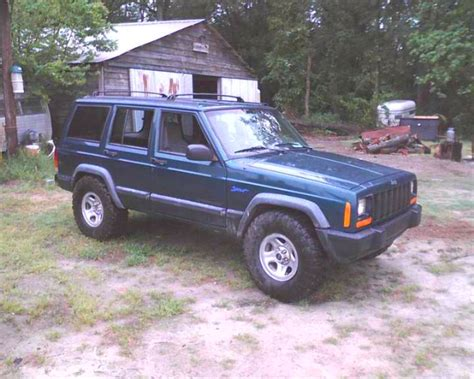 bid stock big tires on a stock xj page 4 jeep forum