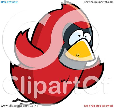 Red Bird Clipart   Cliparts Galleries