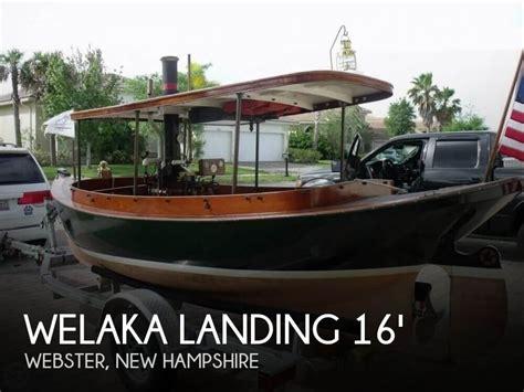 steam boat for sale usa welaka landing 16 steam launch 1999 for sale for 18 000