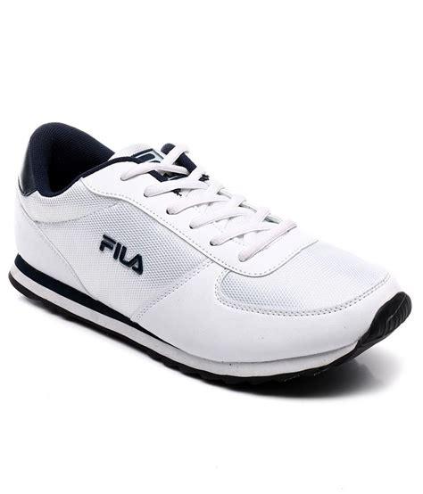 fila white sport shoes price in india buy fila white