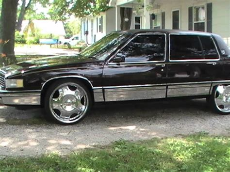 Cadillac On 22s by Cadillac On 22 S Sixty Special 1993
