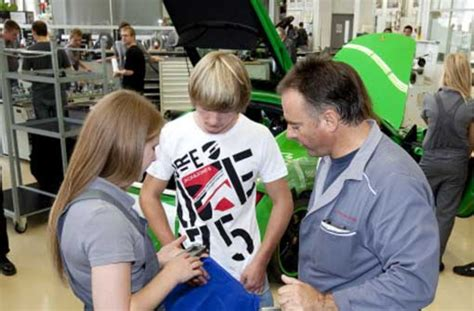 Ausbildung Porsche Stuttgart by Ausbildungspl 228 Tze Einmal Porsche Luft Schnuppern