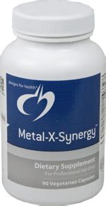 Nutragen Detox by Metal X Synergy 90 Capsules Per Bottle Cambiati