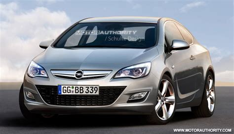 opel chicago rendered 2011 opel astra sport coupe