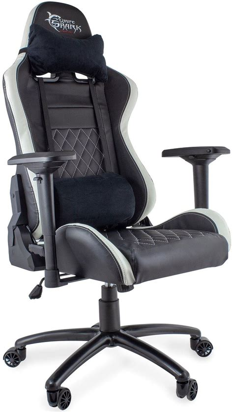 white shark gaming chair nitro gt blackwhite