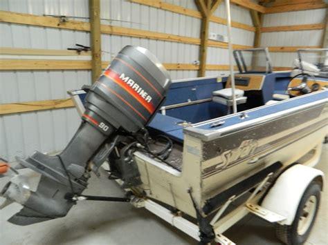 sylvan eliminator boats 1989 sylvan eliminator fishing boat nex tech classifieds