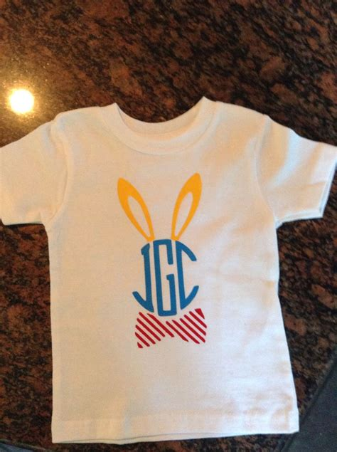 Finally A Easter Shirt by Jaxson Easter Shirt Handmade With