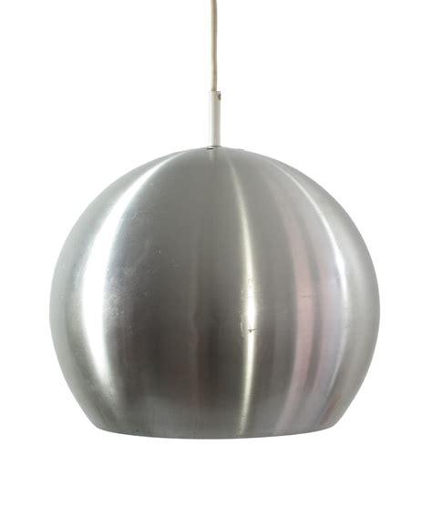 raak l retro large raak aluminium 60s vintage pendant