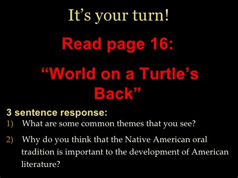 common themes in native american stories native american lit background