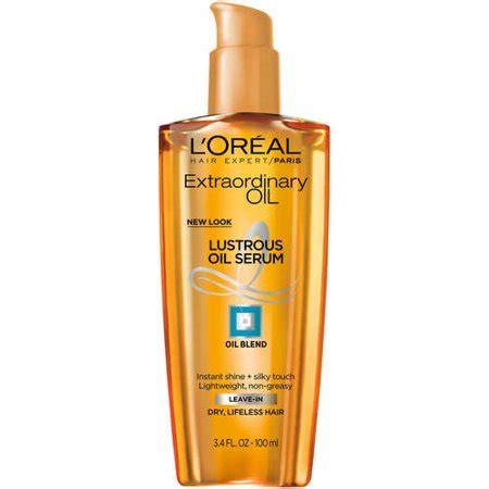 Loreal Hair Serum l oreal hair expert extraordinary lustrous