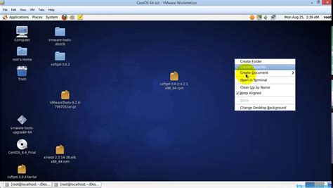 linux tutorial free how to install software in centos linux using rpm command