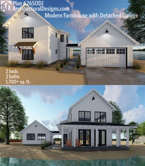 Garage Architectural Plans 17 best ideas about modern farmhouse plans on pinterest