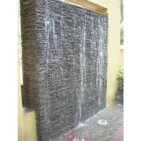 slate waterfall wall cladding tiles choice stone craft p ltd jaipur id 6738818233