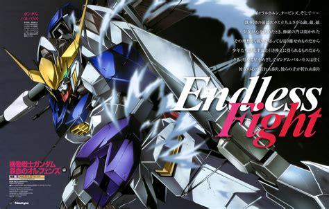 Wallpaper Gundam Iron Blooded Orphans | gundam iron blooded orphans wallpaper by corphish2 on