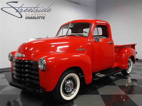1952 chevrolet for sale 1952 chevrolet 3100 for sale classiccars cc 984655