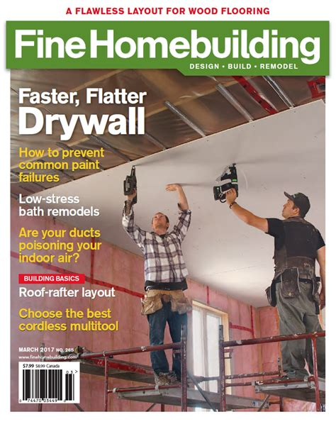homebuilding magazine insulating walls with no sheathing homebuilding