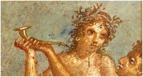 ancient graffiti reveals life  roman brothels