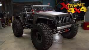 Xtreme Jeep Rod Jeep Part 2 Xtreme 4x4 Powerblocktv