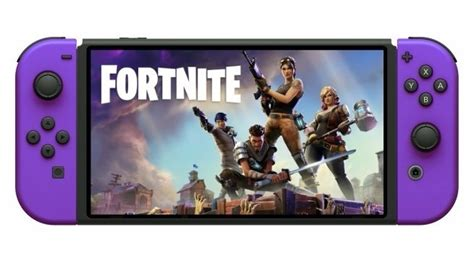 fortnite switch fortnite is a fit for the nintendo switch and