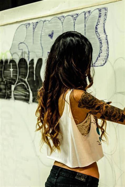 tattoo arm hair rose tattoo sleeve ink my body pinterest sleeve