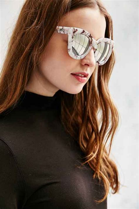 Help Me Id These Sunnies Bglam by Quay Sugar Spice Sunglasses Outfitters