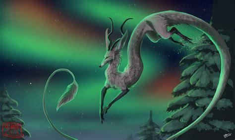 Northern Lights by kalambo on DeviantArt