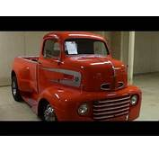 Custom 1948 Ford COE Pick Up  YouTube