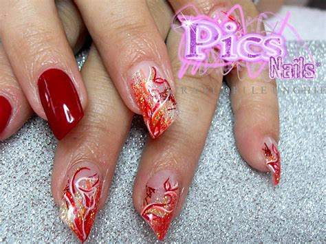 nail fiori nail fiori pics nails