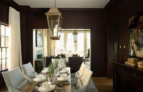 brown dining blue room best interior design house
