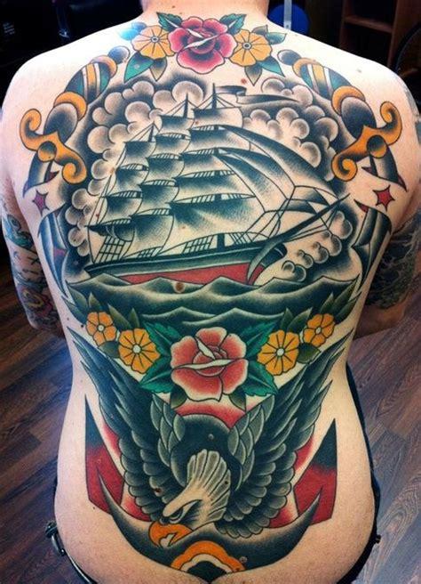 tattoo new school back samuele briganti tattoo art interview old school