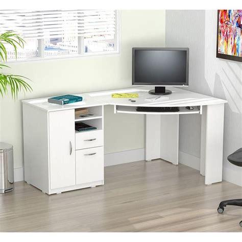 Corner Desk Overstock 1000 Ideas About White Corner Desk On Pinterest Corner Desk Corner Computer Desks And White