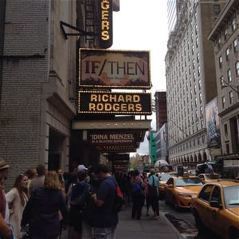 Richard Rodgers Theatre Box Office by Richard Rodgers Theatre 58 Photos Theatres Theater