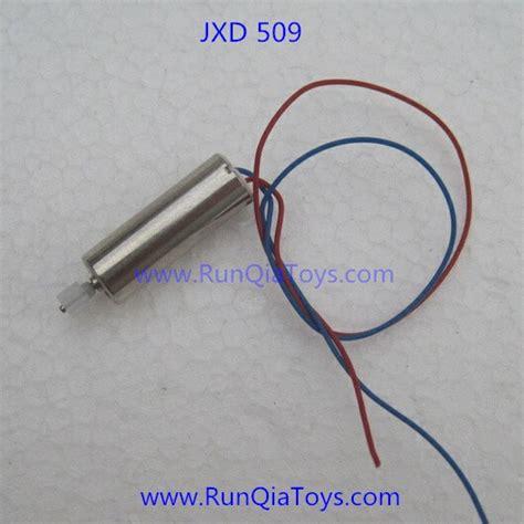 Jxd 509 509g 509w Sparepart Dinamo Motor 1 jinxingda jxd 509 pioneer drone motor b