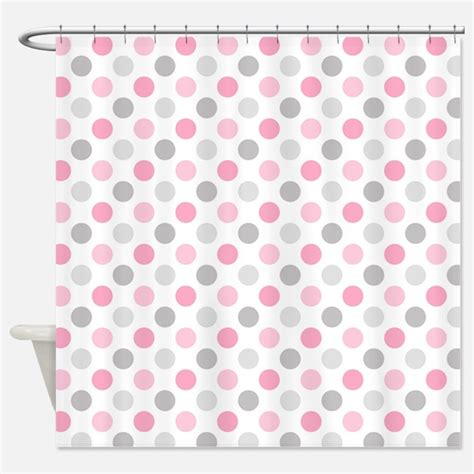 red polka dot shower curtain polka dot shower curtains polka dot fabric shower