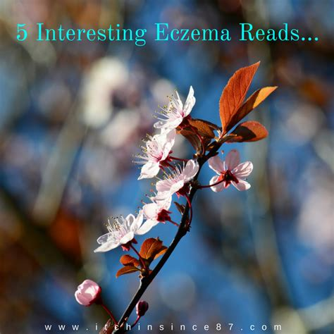5 Interesting Reads by 5 Interesting Eczema Reads