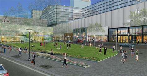 hudson lights shopping center dining and retailers coming to the shops at hudson lights