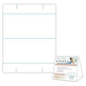 table tent template 6 best agenda templates