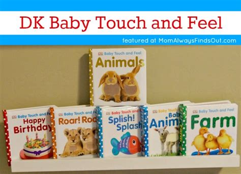 touch books dk baby touch and feel books