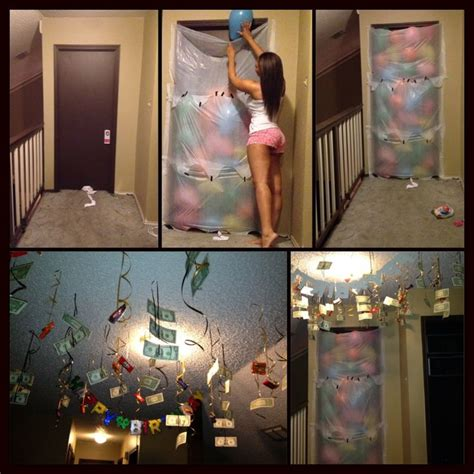 17 best birthday surprise ideas on pinterest birthday