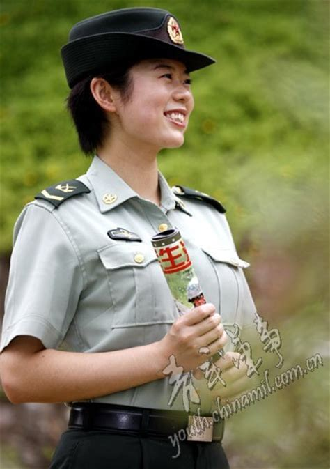 chinese military uniform girl the uniform girls pic china military uniform girls 003