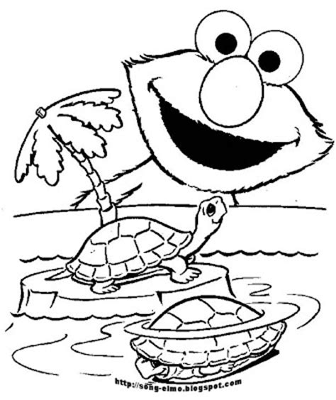 elmo valentine coloring pages colorings net
