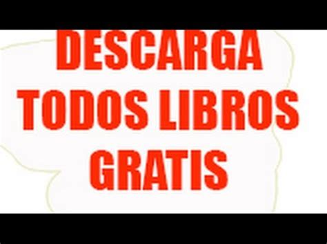 libros medio ambiente gratis pdf como descargar libros gratis para leer en pc y movil youtube