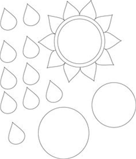 sun flower template 1000 images about felt board ideas on felt
